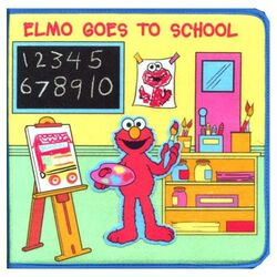 Elmo Goes to School (2001 book)