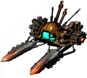 Dragoon Class Drone