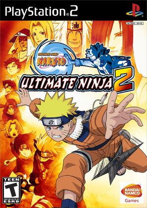 NarutoUltimateNinja2 boxart