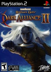 Dark alliance II boxart
