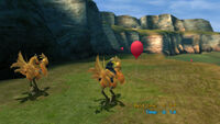 FFX Chocobo Racing 1