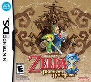 Legend of Zelda Phantom Hourglass (NA)