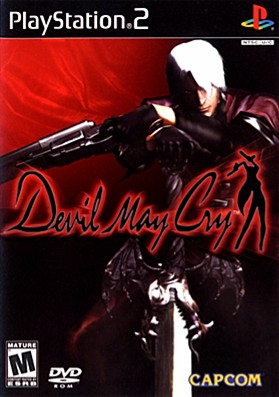 Devil May Cry DMC1FrontCover