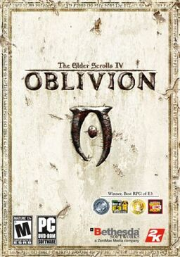 Oblivion Cover