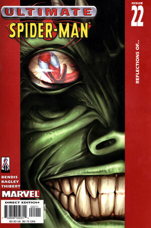Ultimate Spider-Man Vol 1 22