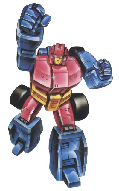 Barricade (G1) - Teletraan I: the Transformers Wiki - Age ...