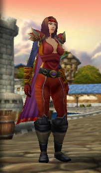 Red Mageweave Set