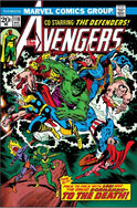 Avengers Vol 1 118