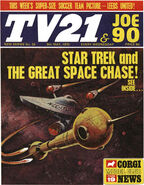 TV21 Issue 33 Cover