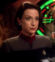 Kira Nerys, Starfleet commander