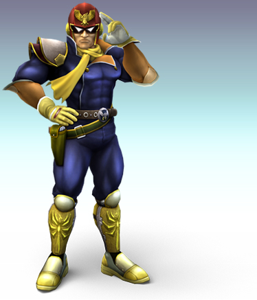 Captain falcon punch - photo#55