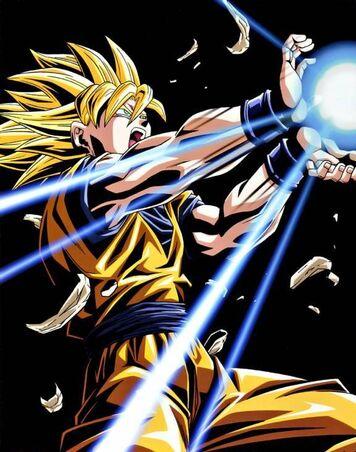 Ataques de Goku