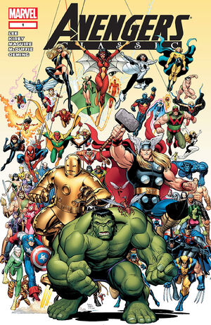 Avengers Classic Vol 1 1