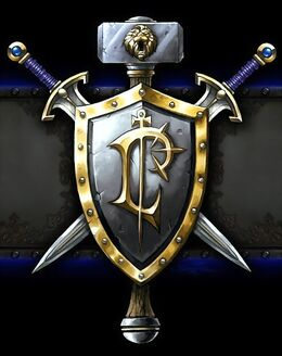 Lordaeron&#39;s coat of arms