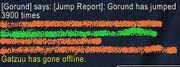 Gor Jump Rep