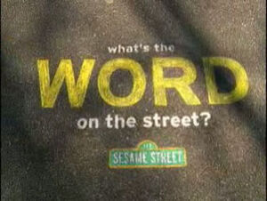 Word on the street podcast