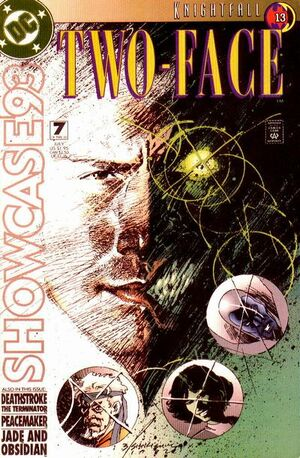 Cover for Showcase &#39;93 #7