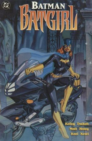 Cover for Batman: Batgirl #1