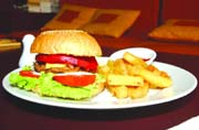 Image of Aussie Burger, Recipes Wiki