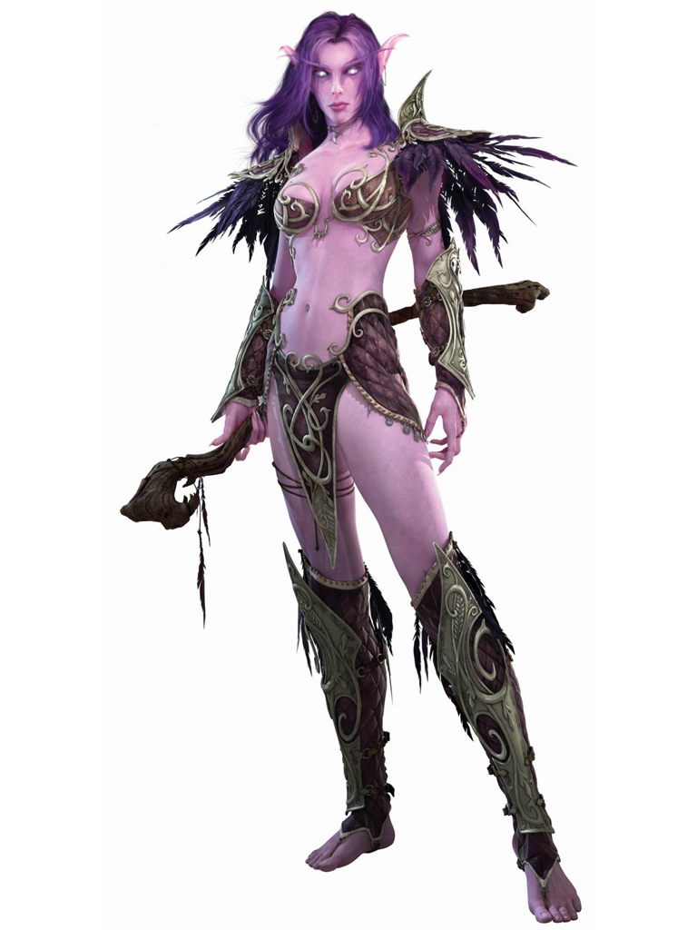 Night elf - WoWWiki - Your guide to the World of Warcraft
