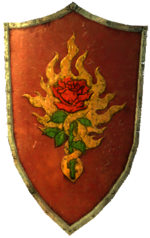 NPC Armor Order shield red