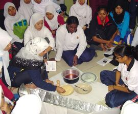 Girl Guides Association of Malaysia May 2008