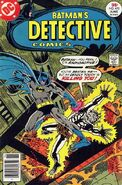 Detective Comics 470