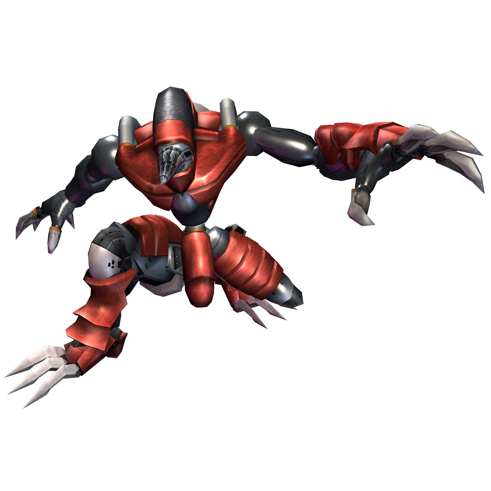 Kohryu the Iron Mole - Bloody Roar Wiki