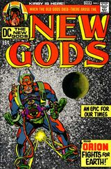 New Gods v.1 1