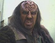 Thom Williams Klingon
