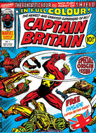 Captain Britain Vol 1 1