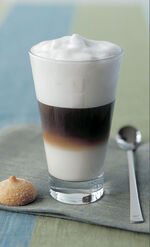 Latte macchiato