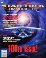 Communicator issue 100 cover