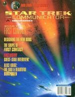 Communicator issue 110 cover