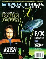 Communicator issue 121 cover