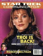 Communicator issue 126 cover