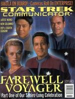Communicator issue 133 cover