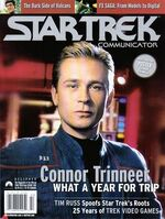 Communicator issue 148 cover