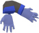 Water runecrafting gloves detail