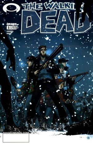 The Walking Dead Vol 1 5