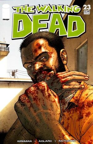 The Walking Dead Vol 1 23