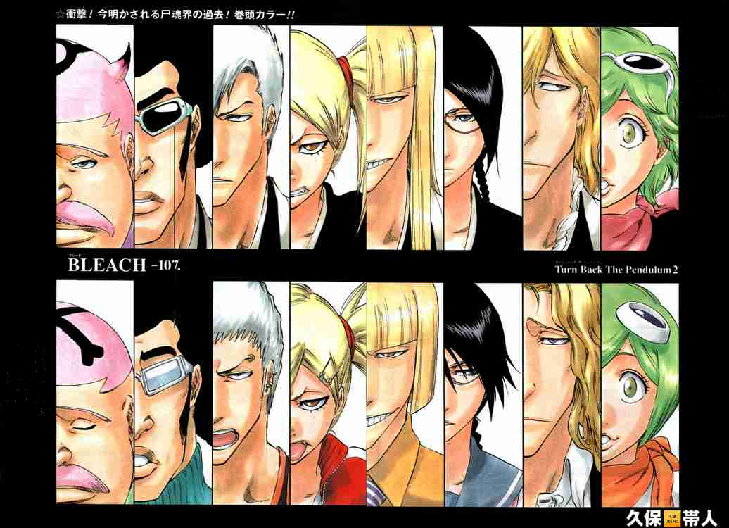 Bleach Vizard