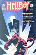 Hellboy- Wake the Devil Vol 1 3