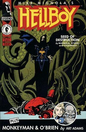 Hellboy- Seed of Destruction Vol 1 3