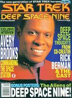 DS9 magazine issue 2 cover