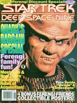 DS9 magazine issue 6 cover