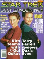 DS9 magazine issue 14 cover