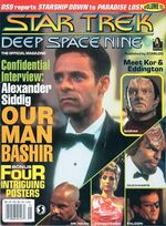 DS9 magazine issue 15 cover