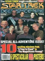 DS9 magazine issue 23 cover