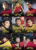 Legends of Star Trek - Scotty, Sulu, Uhura